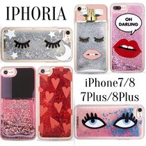【国内発送】IPHORIA Liquid Case iPhone 7★グリッター♪♪