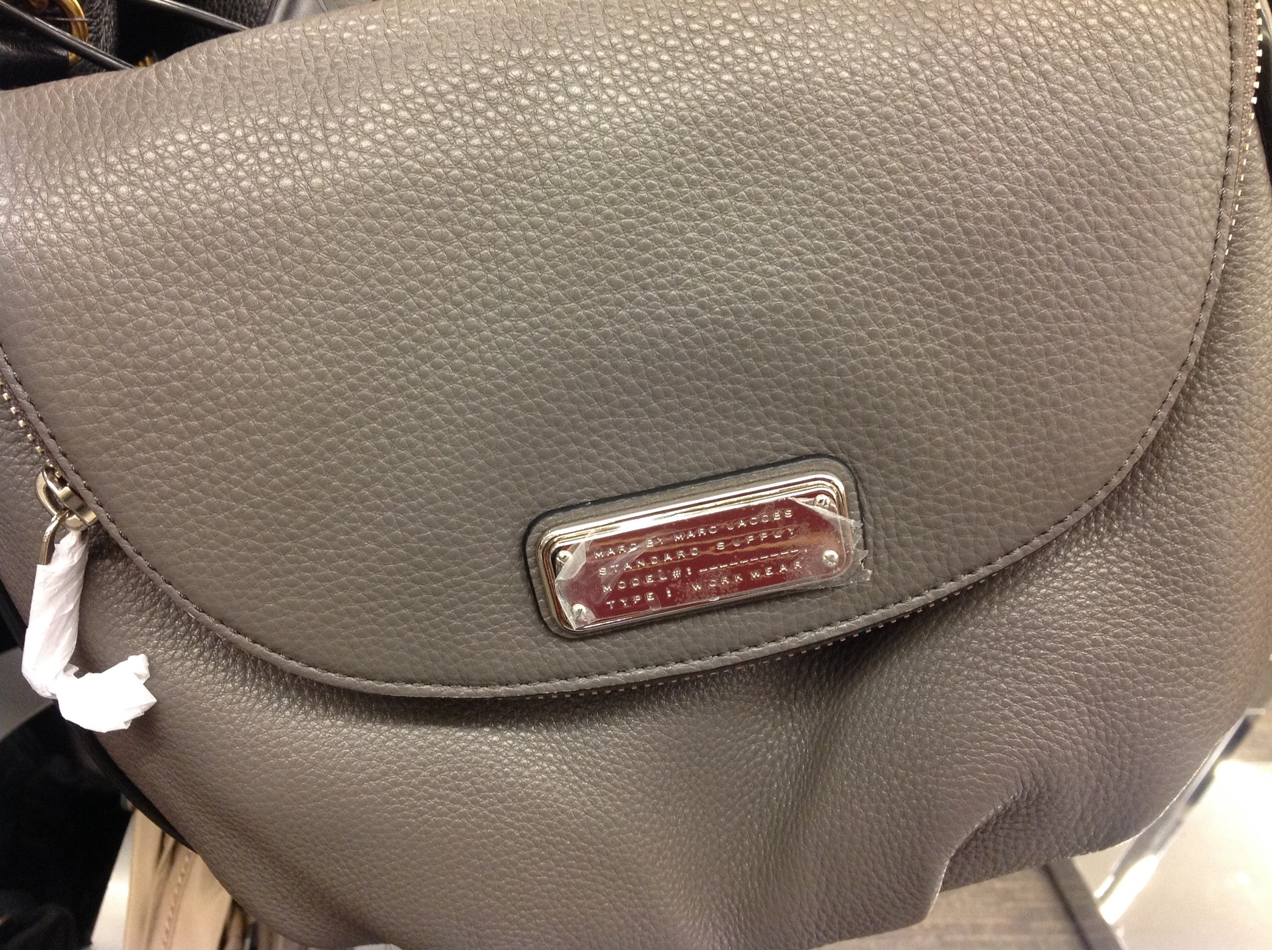 【Marc by Marc Jacobs】New Q Natasha Leather M0009408(正規)