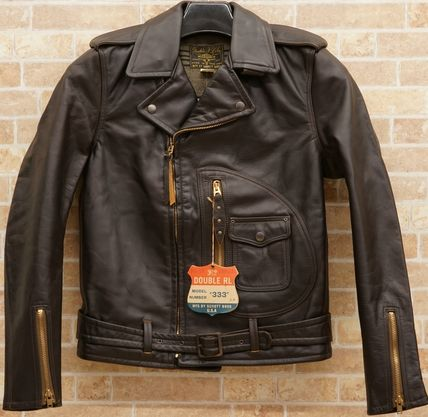 RRL 100 Limited Edition Model 333 jacket leather riders