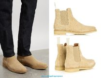 Common Projects (コモンプロジェクト) ブーツ 国内発 | Common Projects ★ スエードブーツ Sand Brown