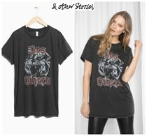 & Other Stories(アンドアザーストーリーズ) Tシャツ・カットソー 日本未入荷 & Other Stories プリントTシャツ