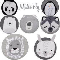 AUS発【Mister Fly】100%Cotton柔らかプレイマット スタイ付き!