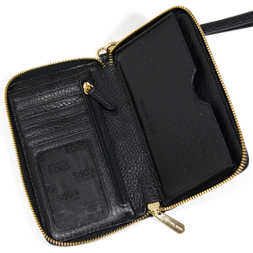 Michael Kors long wallet Flat Fulton 国内発送