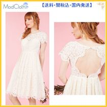 modcloth(モドクロス) ウェディングドレス 【海外限定】Modclothウェディングドレス☆Wear and Wow Fit and