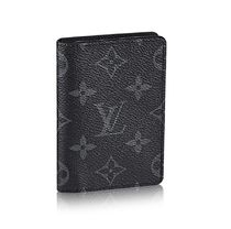 Louis Vuitton(ルイヴィトン) 折りたたみ財布 限定新作!LOUIS VUITTON モノグラム エクリプス☆カードケース