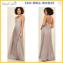 modcloth(モドクロス) ドレス-ロング 【海外限定】Modcloth人気ドレス☆Beautifully By Your Side Max