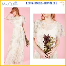 modcloth(モドクロス) ウェディングドレス 【海外限定】Modclothウェディングドレス☆Afloat on Flawlessne