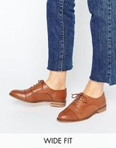 ASOS(エイソス) フラットシューズ 春☆ASOS MUSE Wide Fit Lace Up Brogues フラットシューズ