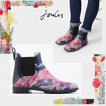 Joules Clothing(ジュールズ クロージング) レインブーツ 国内発送【joules】大人可愛いフラワー柄Welies