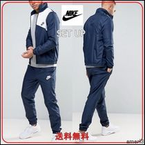 Nike Tracksuit Set In Blue 832844-452 セットアップ
