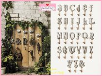 17SS☆最安値*関税送料込【Anthro】Marquee Letter Hook 1点
