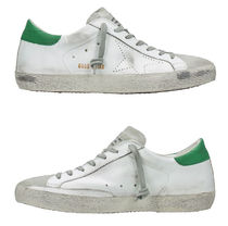 【関税負担】 GOLDEN GOOSE 17SS SUPERSTAR WHITE/GREEN