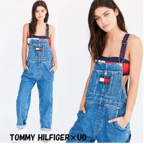 ☆Tommy Hilfiger☆Tommy Jeans For UO '90s Dungaree Overall