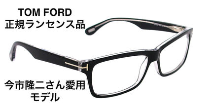 Now Ryuji's model TOM FORD FT5146 black col 003