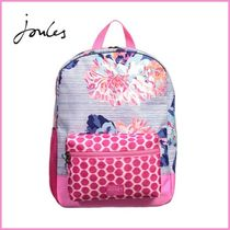 Joules Clothing(ジュールズ クロージング) キッズその他 送料込【Joules Clothing】PatchG★花柄★バックパック★36cm♪