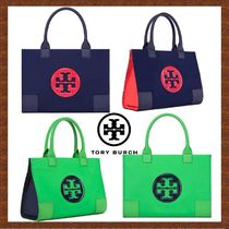 SALE★Tory Burch★2色★ELLA COLOR BLOCK MINI TOTE