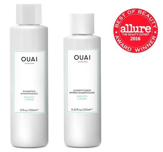 【OUAI】 Smooth Shampoo & Conditioner セット
