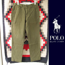 Polo Ralph Lauren:Straight-Fitチノパンツ/OLIVE