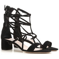 Sued Leather Sandal グラディエーター