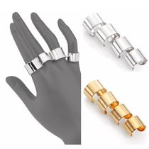 【Maison Margiela☆送関込】リング4点セット/Gold or Silver