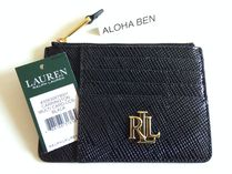 Ralph Lauren  PATENT LEATHER CARD CASE 買い得デス。即発送