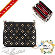 17SS★新作【Christian Louboutin】Triloubi Small Chain Bag