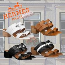 2017SS ◇ HERMES ◇ Ovation カーフスキンサンダル 4color