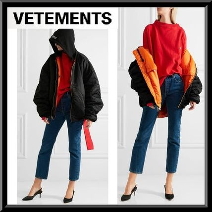 17th SS sold out inevitable VETEMENTS reversible unisex