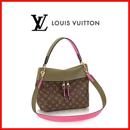 【新作・送料込み】★Louis Vuitton★Tuileries Besace ピンク