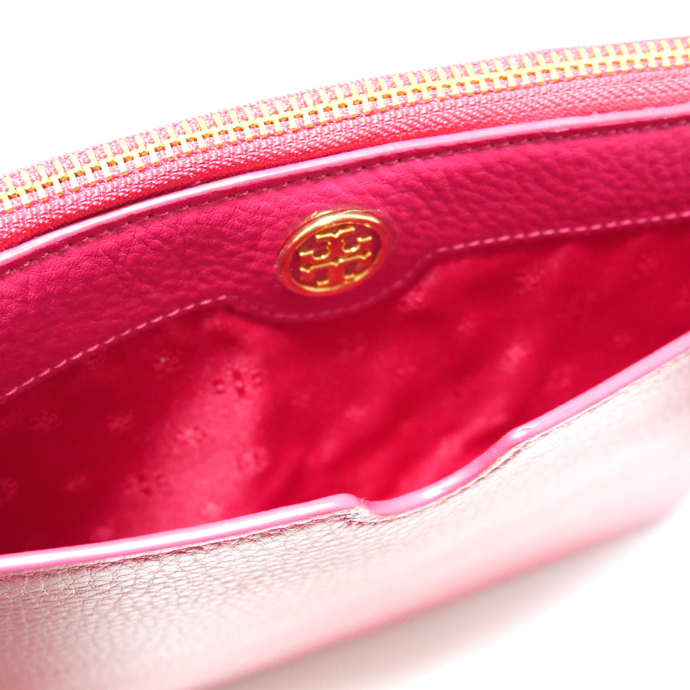 Tory Burch Landon Zip Pouch 国内発送