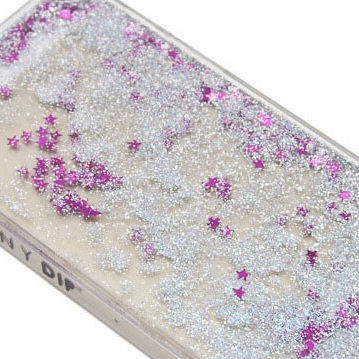 SKINNYDIP iPhone・スマホケース 国内在庫有り【1-3日着】SKINNYDIP iPhone 6Plus/6sPlus GLITTER(2)
