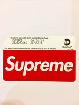 Supreme MTA Metro Card NY Subway メトロカード(送料込み)