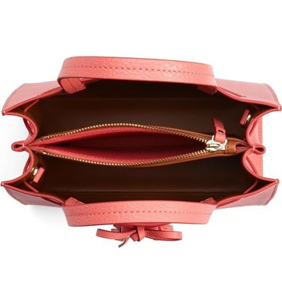 kate spade new york トートバッグ kate spade新作☆hayes street small isobel leather satchel(4)