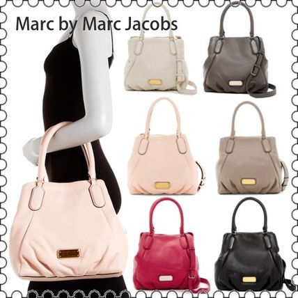 【Marc by Marc Jacobs】Q Fran Leather Satchel  M0009406(正規