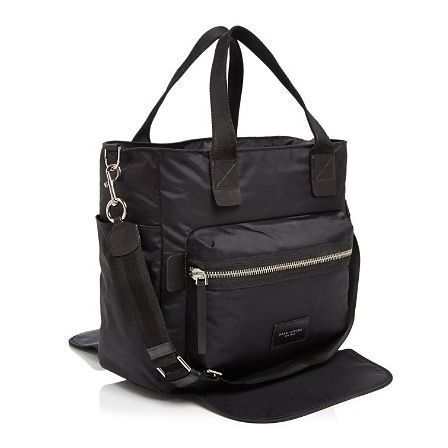 関税送料込 Marc Jacobs Nylon Biker Diaper Bag