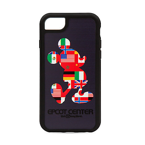 WDW★Mickey Mouse Epcot Center iPhone 7/6/6S ケース♪
