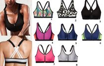 Knockout by Victoria Sport Front-Close Sport スポーツブラ8色