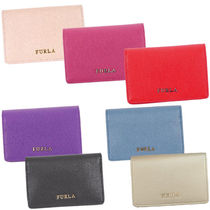FURLA フルラ カードケース BABYLON BUSINESS CARD CASE PQ40