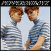 韓国の人気★PEPPERONIBOYZ★Boyz on the top(sky)送料無料
