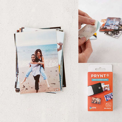 PRYNT iPHONE case photo printer films