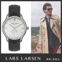 【LARS LARSEN(ラースラーセン)】LW22☆Vintage steel/Off white