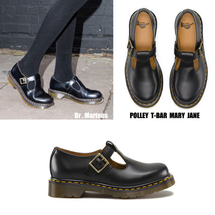 Dr Martens シューズ・サンダルその他 Dr Martens★POLLEY T-BAR MARY JANE★メリージェーン★黒