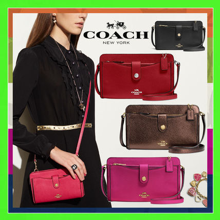 "Sale, ""coach 53529 Messenger Pouch with"