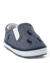 Bal Harbour Chambray Sneaker