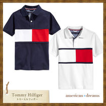 SALE! 大人もOK! Tommy Hilfiger ロゴポロシャツ