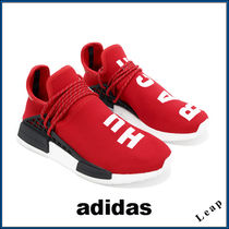"【adidas】激レア☆ PW HUMAN RACE NMD ""PHARRELL"" RED"