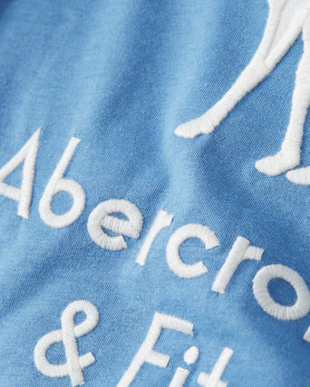 Abercrombie & Fitch トップス  新作  アバクロ・キッズ ボーイズ★ logo graphic tee(2)