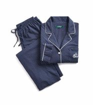新作♪ 国内発送 COTTON CAPRI PAJAMA SET