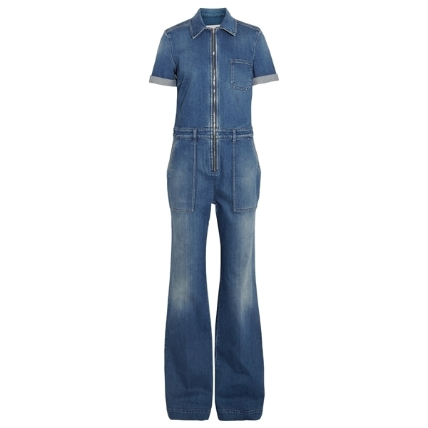 ☆17RESORT☆ Stella McCartney Denim jumpsuit