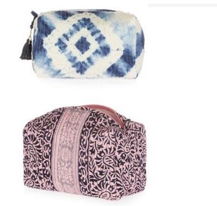 TOPSHOP メイクポーチ 春夏最新作★Key To Freedom Make Up Bag